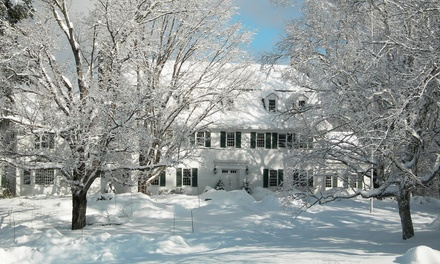1- or 2-Night Stay for Two at Adair Country Inn & Restaurant in Bethlehem, NH. Combine Multiple Nights.