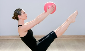 Momentum Studio: 5 or 10 Barre or Pilates Mat Classes at Momentum Studio (Up to 66% Off)