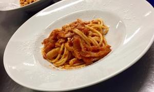 Casa Italia: Menu tipico romano con dolce e mezzo litro di vino per 2 o 4 persone da Casa Italia a Rapallo (sconto fino a 66%)