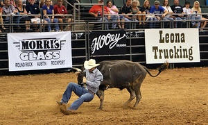 Cedar Park Pro Rodeo: Cedar Park Pro Rodeo at Cedar Park Center on Friday, June 19, or Saturday, June 20 (43% Off)
