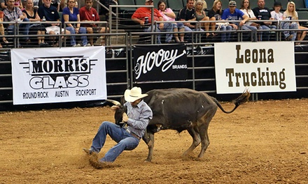 Cedar Park Pro Rodeo at Cedar Park Center on Friday, June 19, or Saturday, June 20 (43% Off)