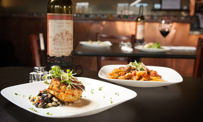Relish Kitchen and Wine Bar - Tucson: Lunch, Dinner, or Sunday Brunch Package of New American Cuisine at Relish Kitchen and Wine Bar (Up to 47% Off)