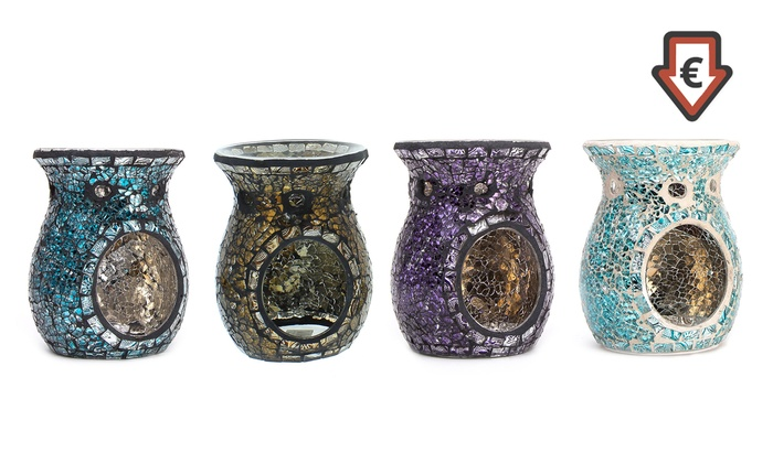 Colonial Candle Oil Burner Groupon Goods