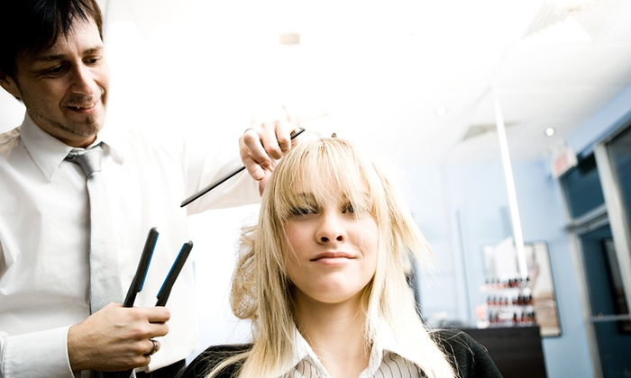 Phenix Salon Suites - Long Beach: Up to 52% Off Haircut and highlight packages at Phenix Salon Suites