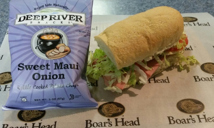 Mills River Brewry Llc - Asheville: One Sandwich at Mills River Brewry LLC (45% Off)