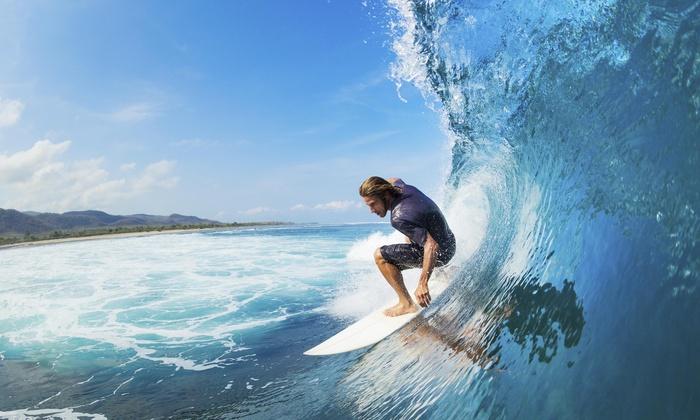 Surf You To The Moon - Surf You To The Moon: A Surfing Lesson from Surf You To The Moon (33% Off)