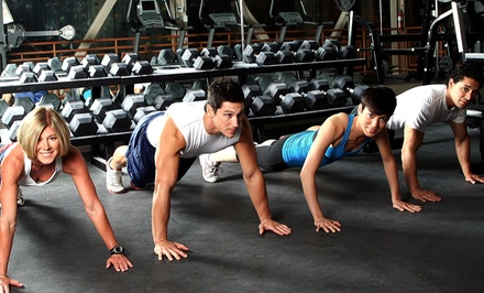One- or Two-Month Gym Membership or Five Fitness Classes at Phoenix Fitness (Up to 60% Off)