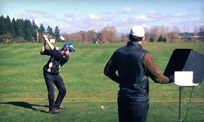 Justin St. Clair School of Golf - Creswell: One or Two Private 45-Minute Golf Lessons at Justin St. Clair School of Golf in Creswell (Up to 58% Off)
