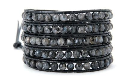 Molten Lava Wrap Bracelet