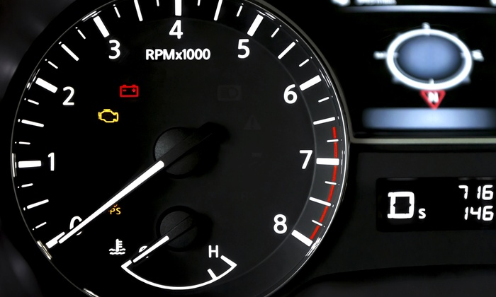 Kamolz Garage - Bixby: $58 for Check Engine Light Diagnostic Package at Kamolz Garage in Bixby ($115.92 Value)