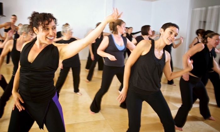 Studio Sway - Fair Heights: 10 Group Fitness Classes or One Month of Unlimited Group Fitness Classes at Studio Sway (Up to 87% Off)