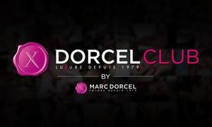 Dorcel Club: 1 pass pour 1 mois ou 1 an de vidéos pour adultes dès 9,99 € avec Dorcel Club