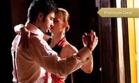 10er-Karte für Standard-&Latein-Tänze, Zumba od. Hochzeitstanz in der Tanzschule Tanzsportstudio.de (bis zu 68% sparen*)