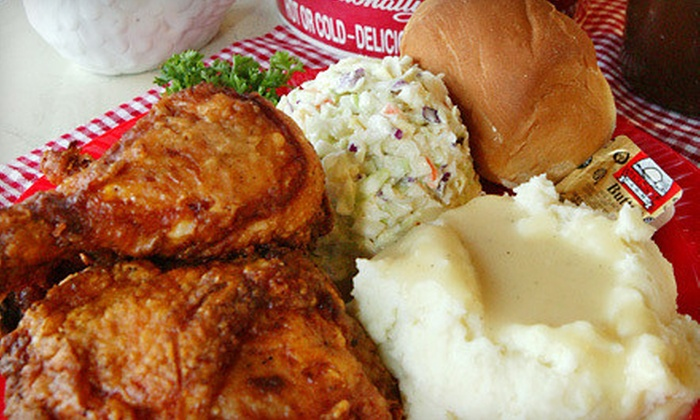 Dinah's Chicken - Glendale: $10 for $20 Worth of Comfort Food at Dinah's Chicken