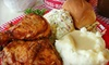 Dinah's Fried Chicken Take Home & Dining Room - Glendale: $10 for $20 Worth of Comfort Food at Dinah's Chicken