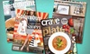 """Columbus Monthly Magazine - Columbus: One- or Two-Year Subscription to """"Columbus Monthly"""" Magazine (Up to 65% Off)"""