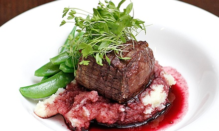 Lunch with Wine and Tea for One $25 or Six People $149 at Cicchetti Restaurant & Wine Bar Up to $312 Value
