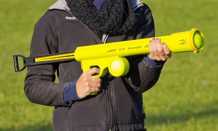 K-9 Kannon Ball Launcher for Dogs