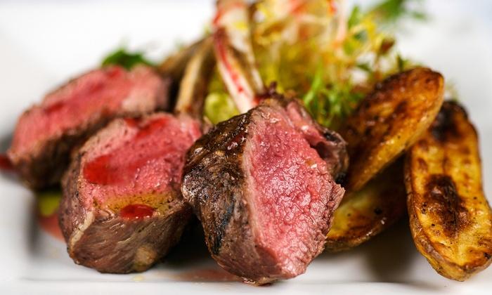 White Oaks Restaurant - Westlake: $25 for $50 Worth of Upscale American Cuisine for Dinner at White Oaks Restaurant