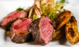 White Oaks Restaurant: $29 for $50 Worth of Upscale American Cuisine for Dinner at White Oaks Restaurant