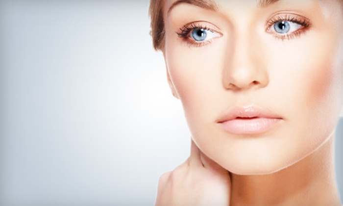 New Face & Figures Aesthetics Group - New Face & Figures: One, Two, or Three RF Skin Tightening Treatments at New Face & Figures Aesthetics Group (Up to 61% Off)