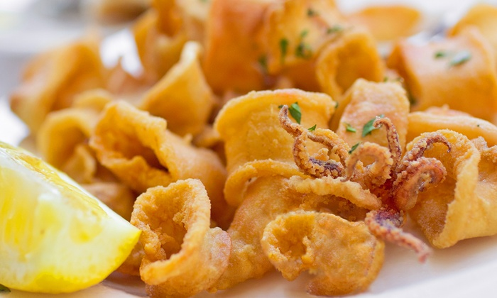 Hatahoe Fish & Chick - Anson: Casual American Food at Hatahoe (Up to 44% Off). Two Options Available.