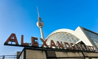 2,5 Std. Tour vom Alexanderplatz zum Berliner Schloss für 2-6 Personen mit erlebnis touren treptow (bis zu 69% sparen*)