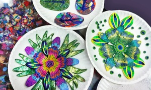Clay Squared to Infinity: Two-Hour Art Class for One, Two, or Four at Clay Squared to Infinity (Up to 57% Off)