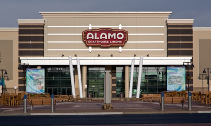 Alamo Drafthouse Cinema - Alamo Drafthouse Cinema - One Loudoun: $6 for a General Admission Movie Ticket at Alamo Drafthouse Cinema (Up to a $11.50 Value)