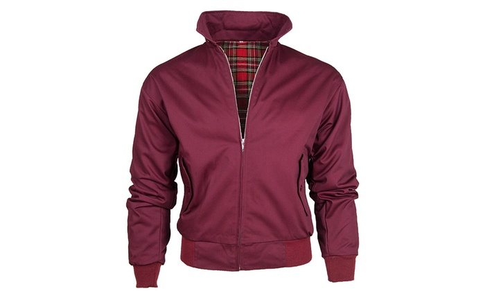 8f10300d3 Men's Harrington Jacket | Groupon Goods