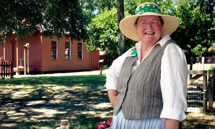 Heritage Farmstead Museum - Plano: Guided Tour for Two, Four, or Six at The Heritage Farmstead Museum (Up to Half Off)