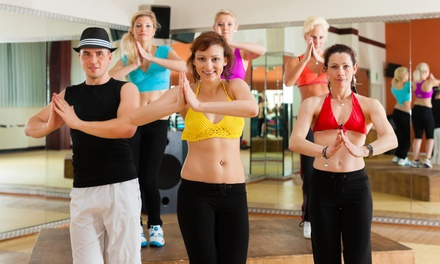 10 or 15 Zumba and Dance Classes at All-Stars Dance Center (Up to 63% Off)