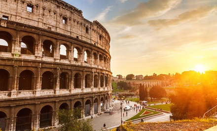 10-Day Tour of Italy with Airfare & 4-Star Hotels from Great Value Vacations; Price/Person Based on Double Occupancy.