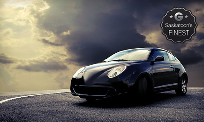Prestige Auto Glow - Saskatoon: Full Window Tinting for a Small or Large Vehicle at Prestige Auto Glow (Up to 51% Off)