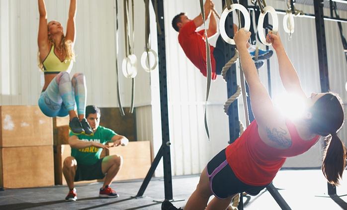 $189 en vez de $660 por 8 clases de CrossFit para una persona en Crossfit Rex - San Telmo