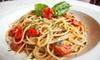 Via Carducci - Via Carducci: Italian Cuisine and Drinks at Via Carducci (Half Off). Two Options Available.