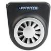 Autotech Solar-Powered Auto Fan