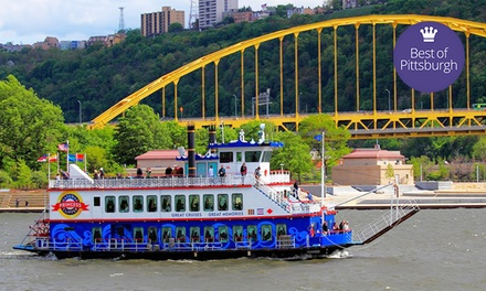 $12 for a One-Hour Sightseeing Tour or Cruise with Gateway Clipper Fleet (Up to a $20 Value)