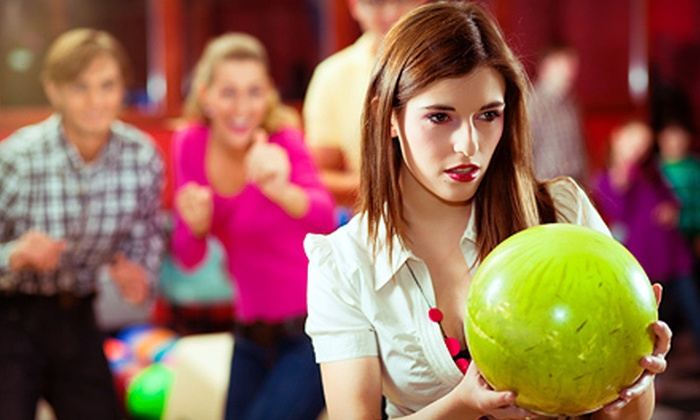 Big City Bowl - Midvale: Two Hours of Bowling with Shoe Rentals for Up to Six or Three Months of Bowling for One or Four at Big City Bowl in Midvale (Up to 82% Off)