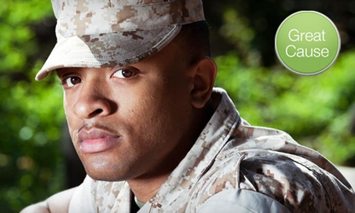 Suicide Prevention Services of America: $10 Donation to Suicide Prevention Services of America