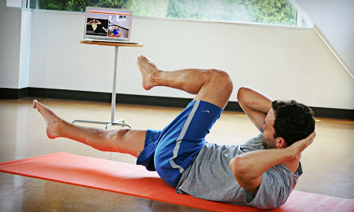 Wello: $15 for $30 Worth of Live, Online Fitness-Training Sessions from Wello