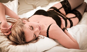 Kiss Studios: $89 for Boudoir Photo Shoot with Multiple Looks at Kiss Studios ($399 Value)