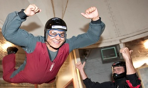 SkyVenture Arizona Indoor Skydiving: Basic Flight Package for One or Two with DVD at SkyVenture Arizona Indoor Skydiving (Up to 48% Off)