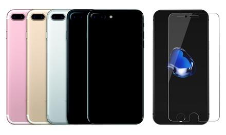 Apple iPhone 7 32/128/256 Go reconditionné, de grade Bien, avec accessoires et 1 an de garantie, livraison offerte