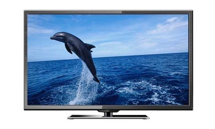 "Groupon goods: JVC 48"" Full High Definition LED LCD TV for R6 499 Including Delivery (21% Off)"