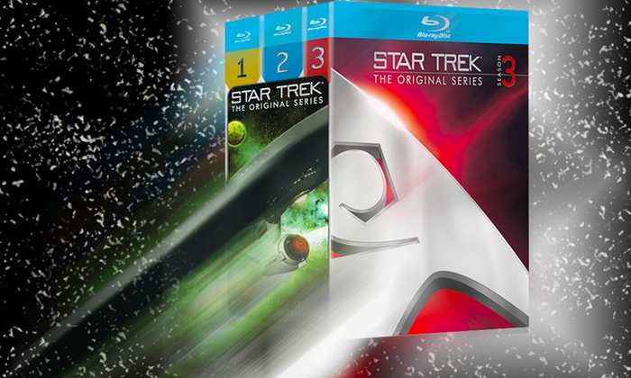 Star Trek: The Complete Original Series on Blu-Ray: Star Trek: The Complete Original Series on Blu-Ray. Free Shipping and Returns.