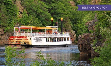 80-Minute Scenic Boat Tour for Two, Four, or Six from Taylors Falls Scenic Boat Tours (50% Off)