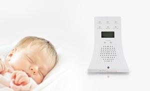 echo baby soothe sound machine