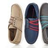 Franco Vanucci Men's Slip-On Sneaker