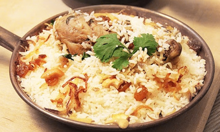 Malabari Kitchen - Cedar-Riverside: Indian Cuisine at Malabari Kitchen (Half Off). Two Options Available.